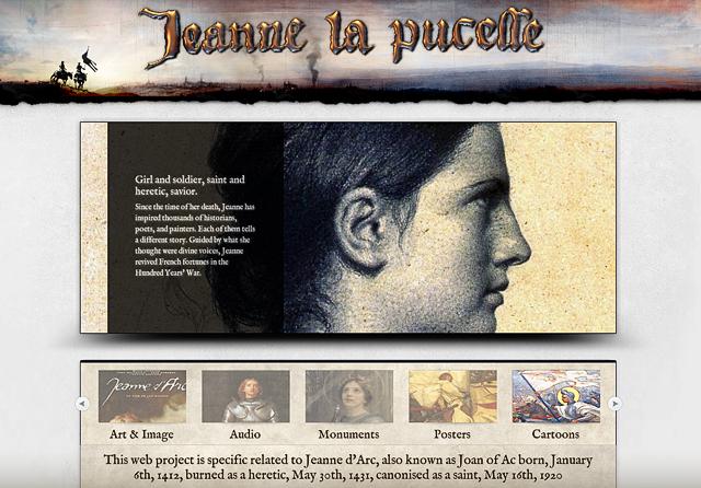 Jeanne d'arc's 600 års fødselsdag