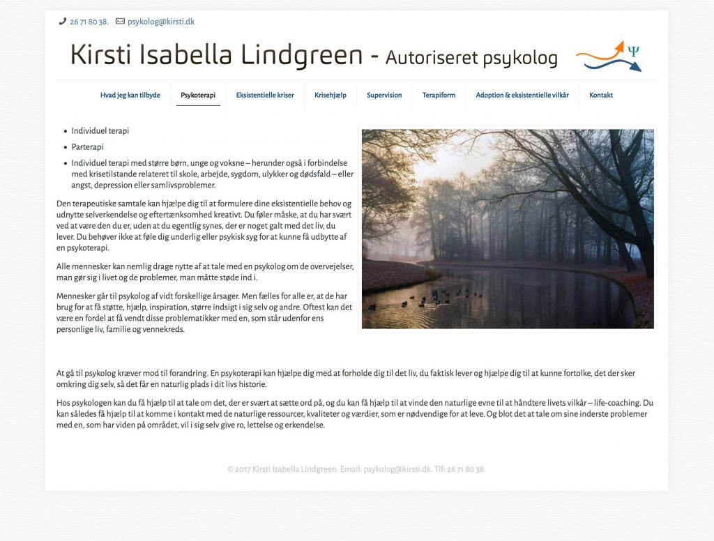 www.kirsti.dk