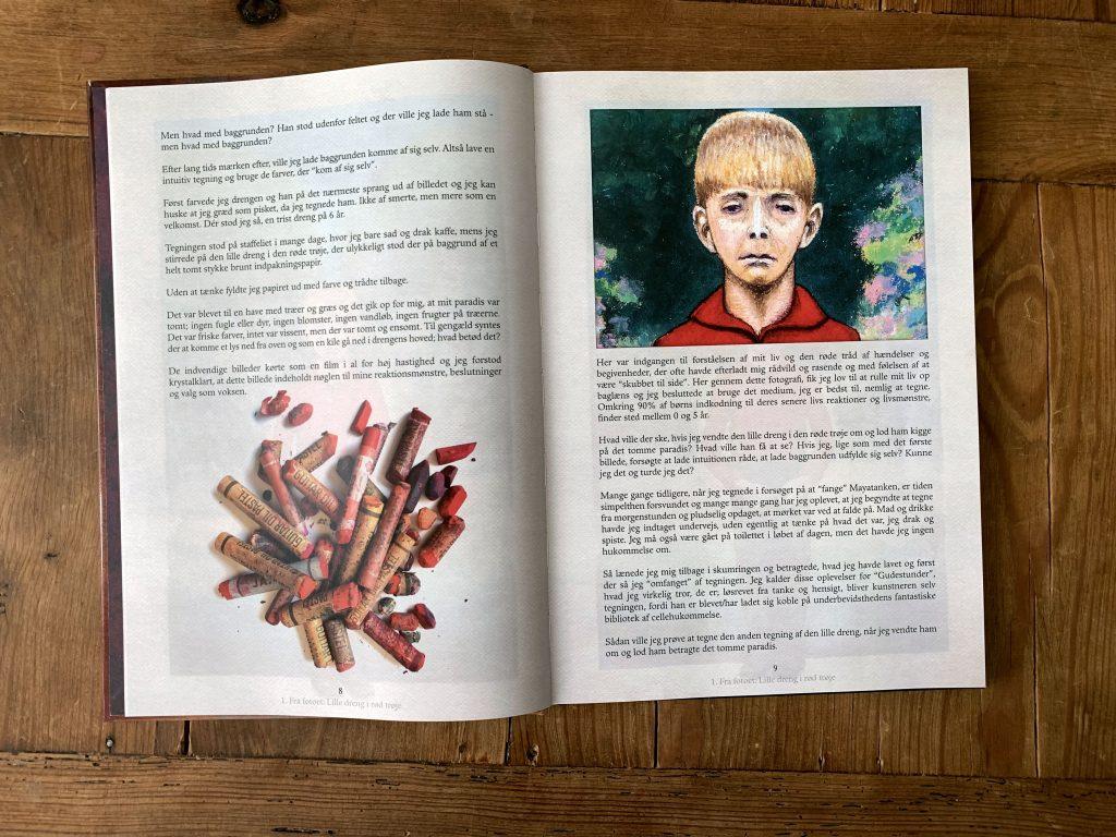Jørn Bie Lille Dreng I Rød Trøje 02