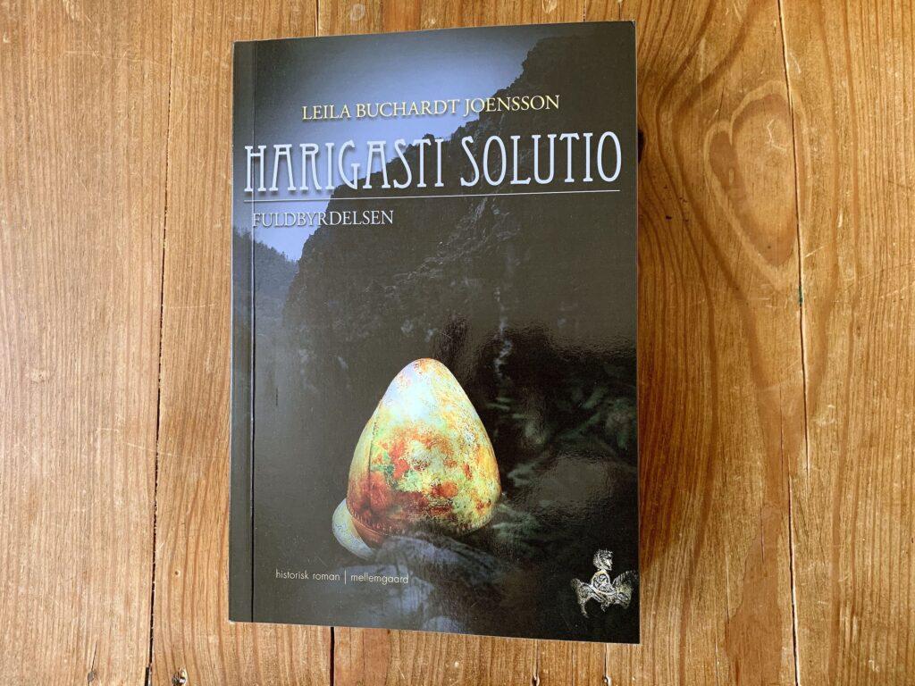 Kort til bogen Harigasti – Fuldbyrdelsen